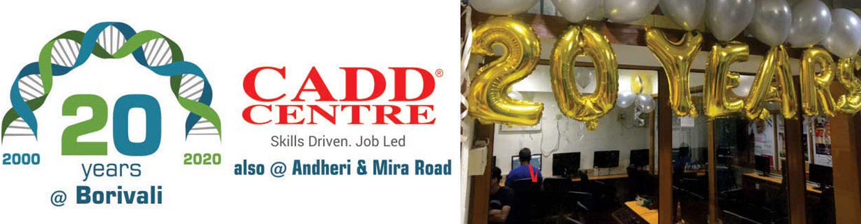 CADD Centre: Expert Training in CAD, CAE & CAM - Project